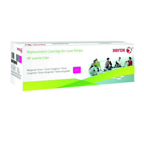 Unspecified Xerox Replacement Toner For HP CF543A 006R03615