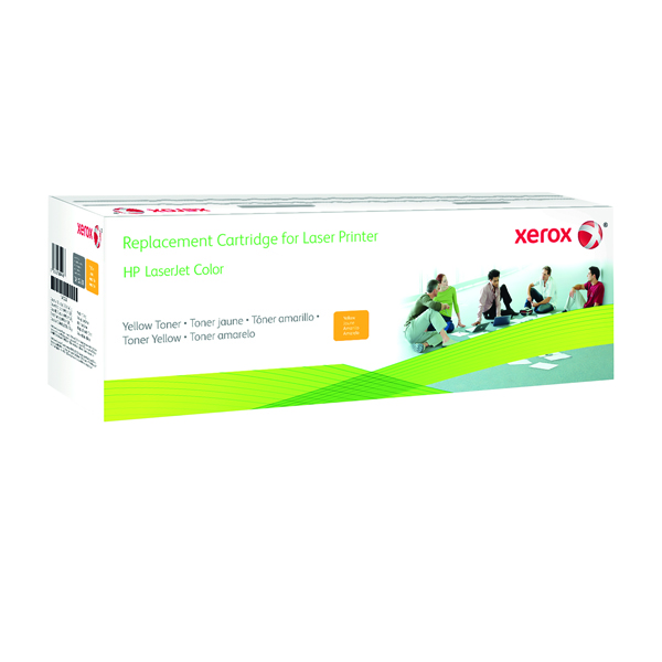 Unspecified Xerox Replacement Toner For HP CF542A 006R03616