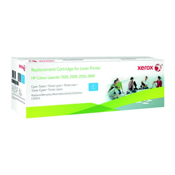 Xerox Replacement Toner Cyan C9701A/Q3961A 003R99719