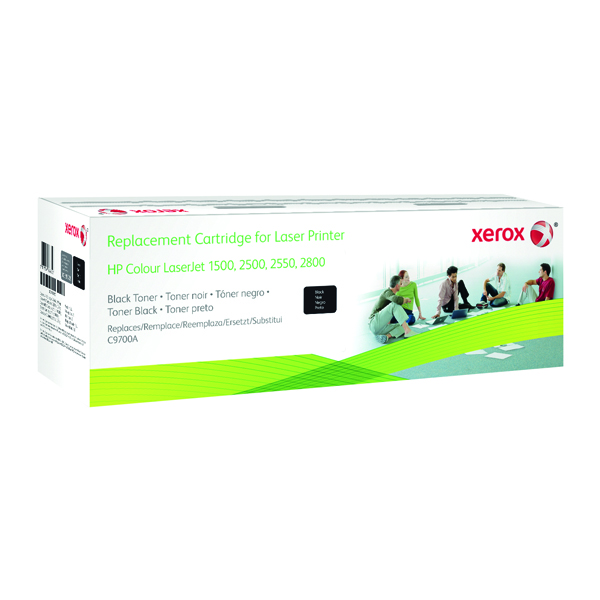 Xerox Replacement Toner Black C9700A/Q3960A 003R99720