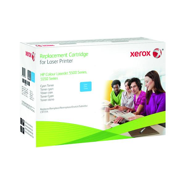 Xerox Replacement Toner Cyan C9731A 003R99722