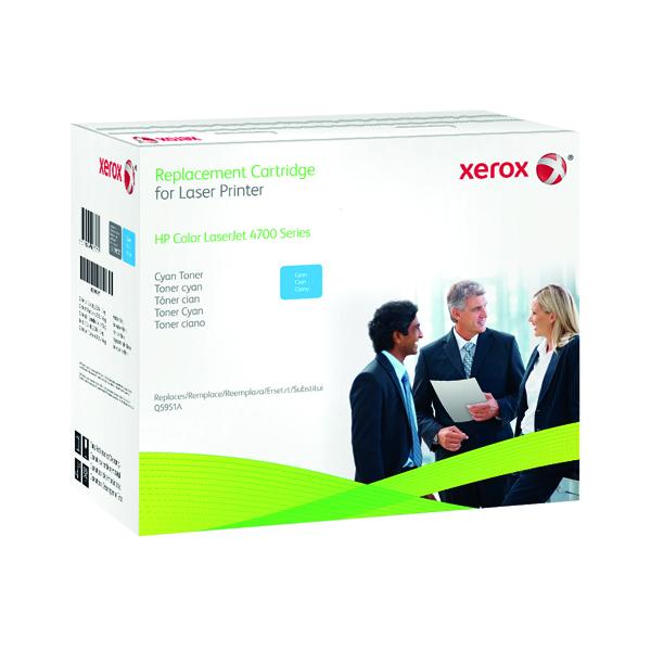 Xerox Replacement Laser Toner Cyan Q5951A 003R99737
