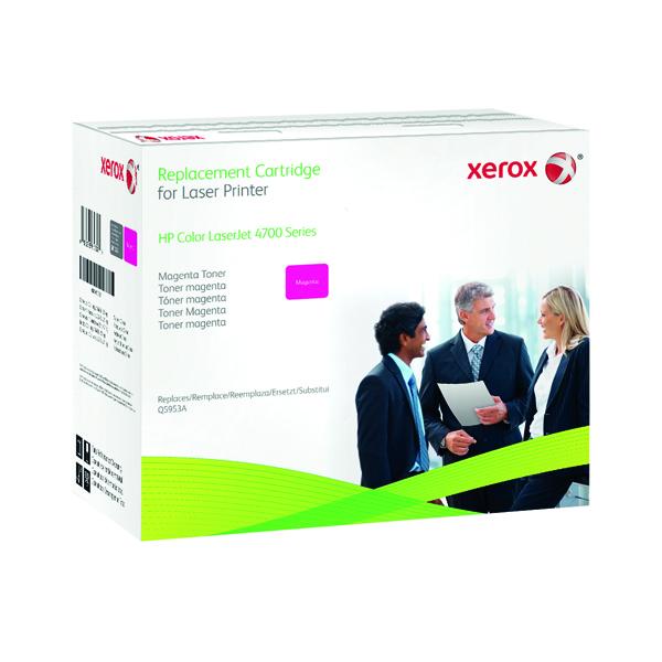 Xerox Replacement Laser Toner Magenta Q5953A 003R99739