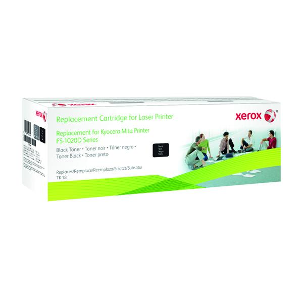 Xerox Replacement Laser Toner Black TK-18 003R99745