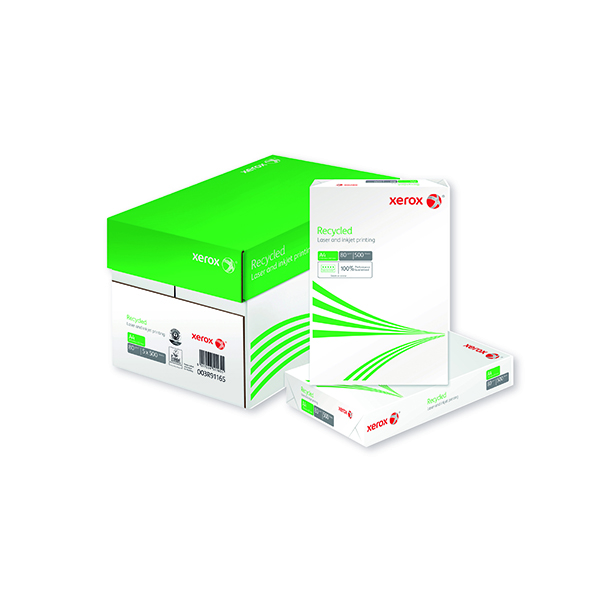 Xerox Recycled A4 80GSM (2500 Pack) 003R91165