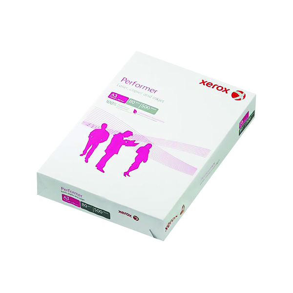Xerox Performer A3 Paper 80gsm White Ream (500 Pack) 003R90569