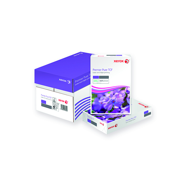 White Xerox Premier A4 Card 160gsm White  (250 Pack) 003R93009