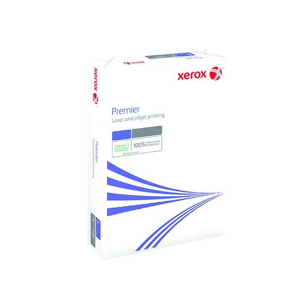 White 90gsm Xerox Premier A3 Paper 90gsm White Ream (500 Pack) 003R91853