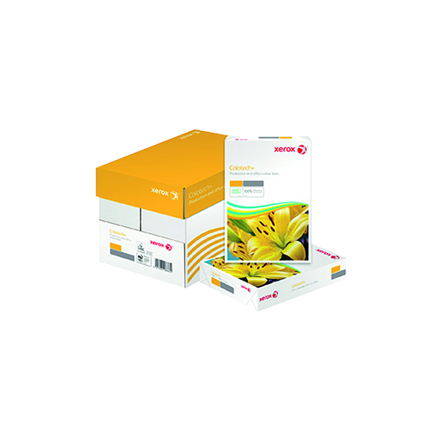 White 120gsm to 160gsm Xerox Colotech+ White A3 120gsm Paper (500 Pack) 003R98848
