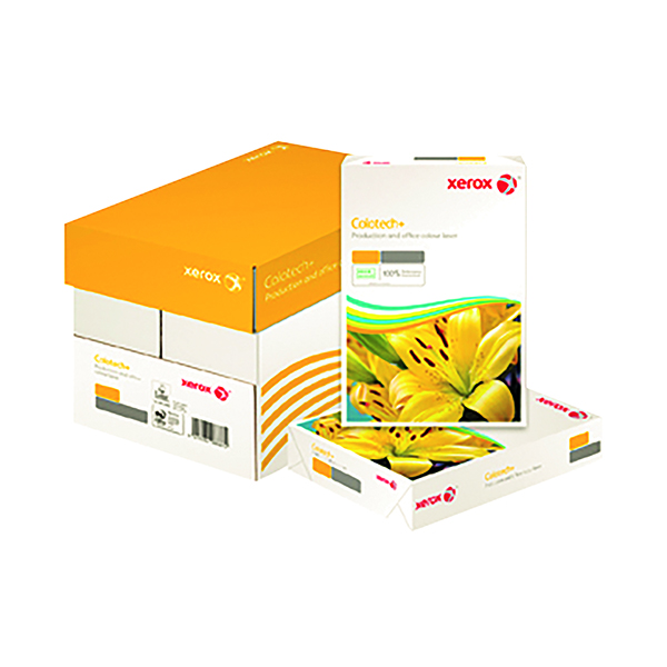White Xerox Colotech+ White A4 160gsm Paper (250 Pack) 003R98852