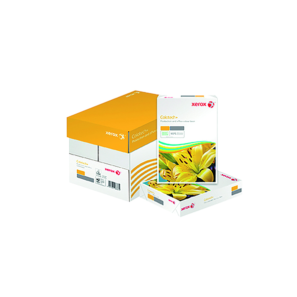 White Xerox Colotech+ White A4 220gsm Paper (250 Pack) XX94668