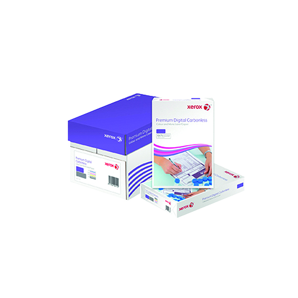 Miscellaneous Xerox Premium White and Yellow Carbonless A4 Paper (500 Pack) 003R99105