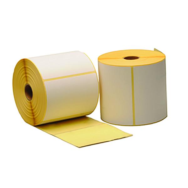 Zebra Label Paper Desktop Prf 1000D 102x152mm (12 Pack) 800284-605
