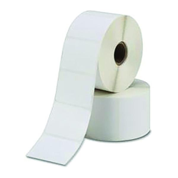 Zebra Label Paper Industrial 1000D 102x152mm (4 Pack) 87809