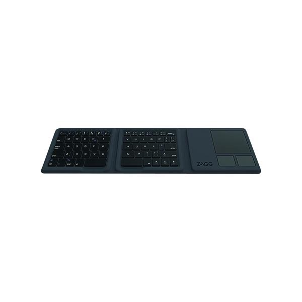 ZAGG Universal Tri Fold Keyboard with TouchPad 103201748